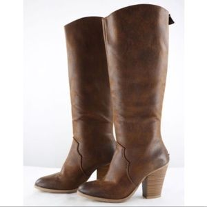 9241ab9a2a3 JustFab knee high boots